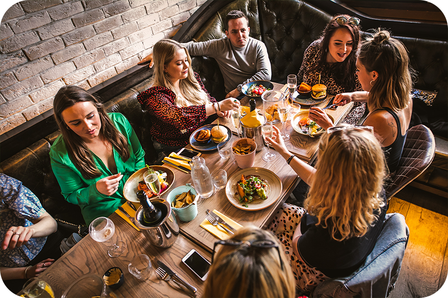The ultimate marketing solution for restaurants and pubs